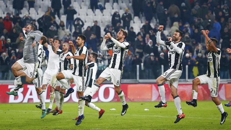 Juventus Perpanjang Laju Kemenangan Kandang