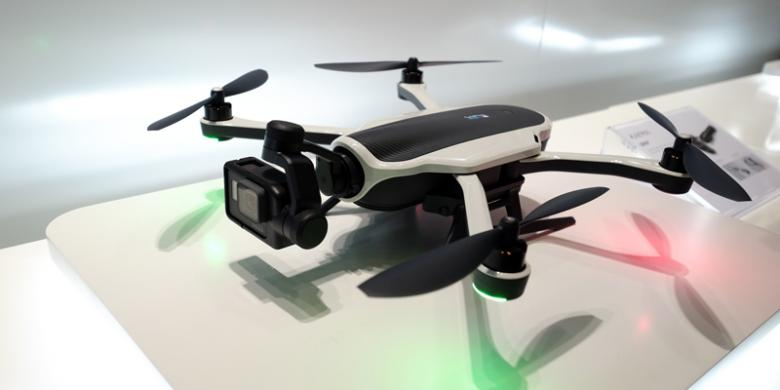 GoPro Mulai Jual Kembali Drone Karma