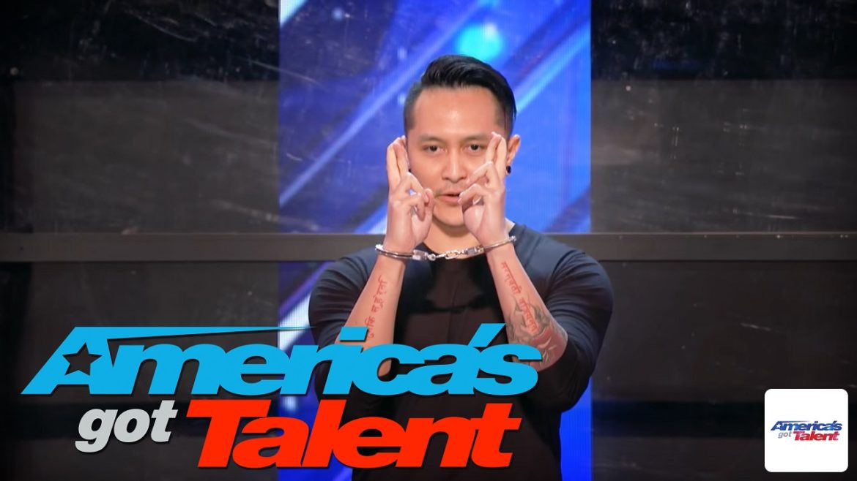Demian Tampil di Americas Got Talent