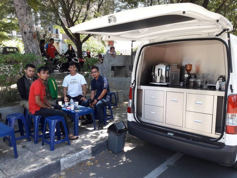 Beeje Coffee Mobile Cafe