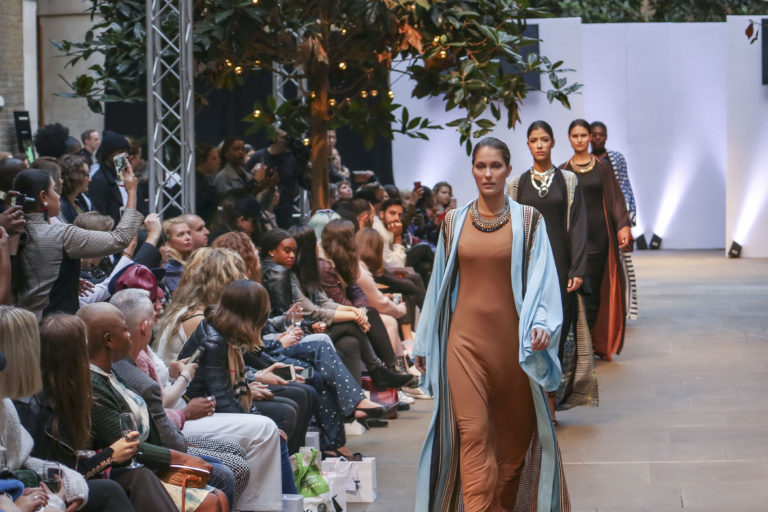 Ayaso Boutique in London with Oxford Fashion Studio