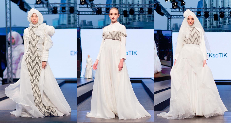 Eksotik by Sad Indah di Dubai Modest Fashion Week 2017