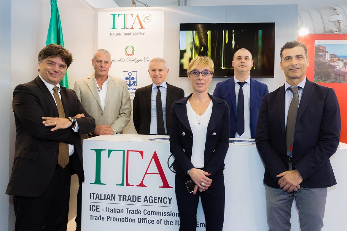 Italy presents boating innovations and solutions at Dubai International Boat Show 2018